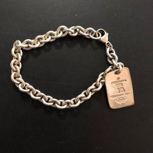 Authentic Birks Vancouver 2010 Bracelet